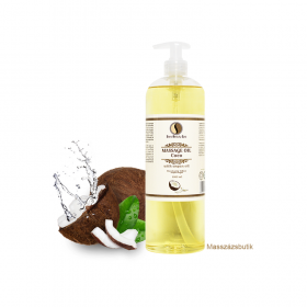 sarabeauty kokos masszazsolaj 1000 ml